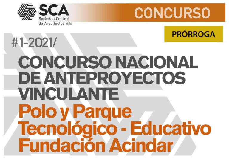 CNA – Polo y Parque Tecnológico Educativo Fundación Acidar. Circular de la Asesoría y 2da ronda de consultas.
