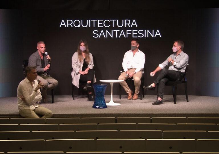El CAPSF lanzó Arquitectura Santafesina para democratizar la difusión del trabajo.
